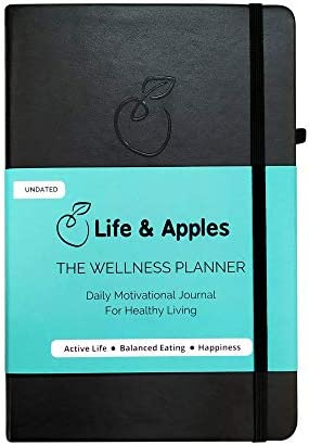 Food Journal & Fitness Diary with Daily Gratitude and Meal Planner for Healthy Living and Weight Loss Diet 3