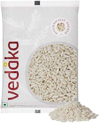41f1kgSAvKL. AC  - Amazon Brand - Vedaka Puffed Rice, 200g