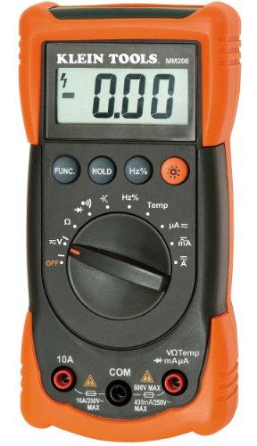 Klein Tools MM200 Auto Ranging Multimeter