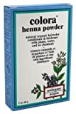 Colora Henna Powder, Mahogany