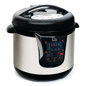 MaxiMatic EPC-808 Elite Platinum 8-Quart Pressure Cooker