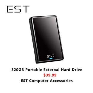 2020-HP-156-Touchscreen-Laptop-Computer-10th-Gen-Intel-Core-i3-1005G1-Up-to-34GHz-beat-i5-7200u-8GB-DDR4-RAM-128GB-SSD-80211ac-WiFi-HDMI-Windows-10-Home-in-S-EST-320GB-External-Hard-Drive