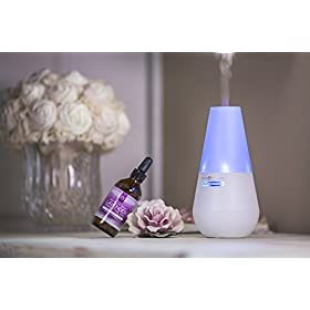 Essential Oil Aromatherapy Diffuser by InstaNatural