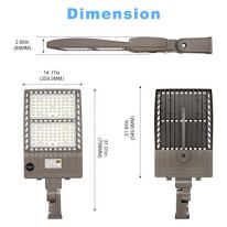 320W-LED-Parking-Lot-Light-AC480V-DLCUL-42114LM-5000K-Shoebox-Street-Pole-Lights-1000W-HIDHPS-Replacement-Outdoor-IP65-Waterproof-Commercial-Area-Road-Lighting-Slip-Fitter