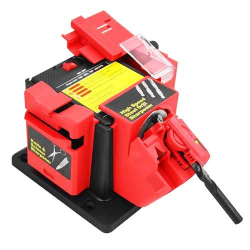 XtremepowerUS Multi purpose Power Drill Bit Sharpener