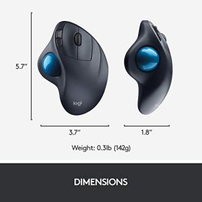 Logitech-M570-Wireless-Trackball-Mouse--Ergonomic-Design-with-Sculpted-Right-Hand-Shape-Compatible-with-Apple-Mac-and-Microsoft-Windows-Computers-USB-Unifying-Receiver-Dark-Gray