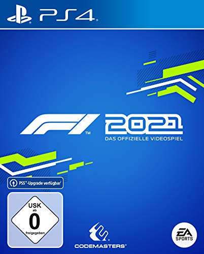F1 2021 – (inkl. kostenlosem Upgrade auf PS5) – [Playstation 4]
