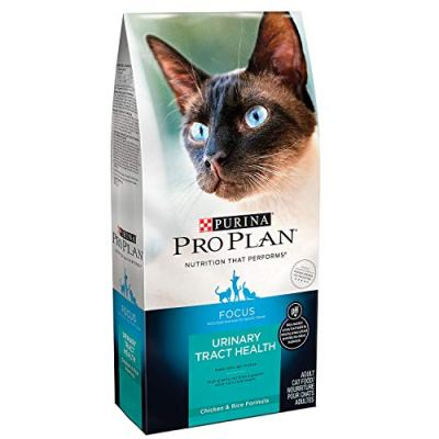 Purina Pro Plan FOCUS Urinary Tract Health Adult Dry Cat Food