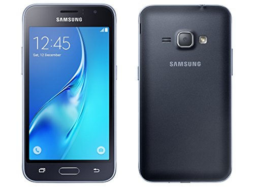 Samsung Galaxy J1 2016 J120M DUOS 8GB Unlocked GSM 4G LTE Android Smartphone - Black (International Version)