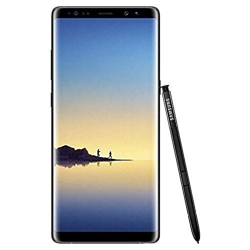 Samsung Galaxy Note 8 (US Version) Factory Unlocked Phone 64GB, Orchid Gray - (Renewed)