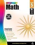 Spectrum Paperback Math Book, Grade 5, Ages 10-11