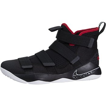 new style 4314e 4caa5 NIKE Men s Lebron Soldier Xi Basketball Shoe