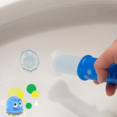 Scrubbing-Bubbles-Fresh-Gel-Toilet-Bowl-Cleaning-Stamps-Gel-Cleaner-Helps-Prevent-Limescale-and-Toilet-Rings-Rainshower-Scent-1-dispenser-and-24-gel-stamps