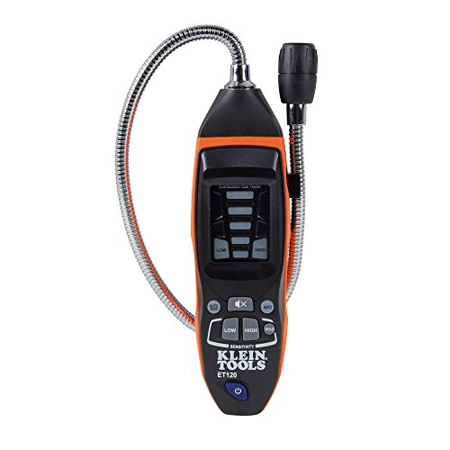 Combustible Gas Leak Detector Klein Tools ET120