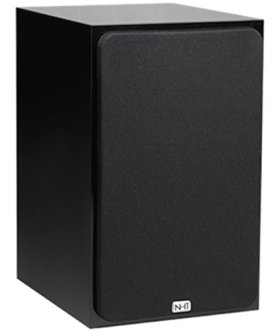 NHT-SuperOne-21-Premium-Home-Theater-Bookshelf-Speaker-Clean-Hi-Res-Audio-Sealed-Box-Mini-Monitor-Single-Unit-Gloss-Black