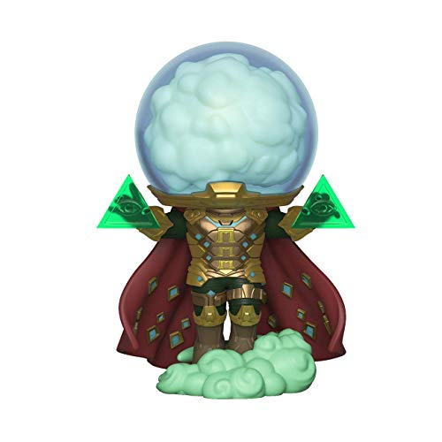Funko Pop! Marvel: Spider-Man Far from Home - Mysterio