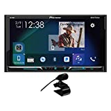 Pioneer AVH-600EX in-Dash Receiver DVD Receiver w/ 7' WVGA Display, Bluetooth, SiriusXM Ready and AppRadio