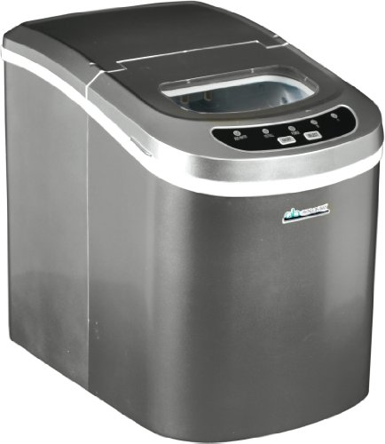 Avalon Bay AB-ICE26S Ice Maker, Silver