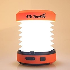 THORFIRE lantern, backcountry lover, gifts, Christmas, holidays, stocking stuffers