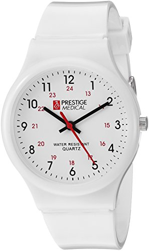 Prestige Medical Basic Student Scrub Watch (White)