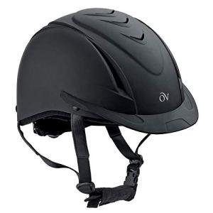 Ovation Equestrian-Helmets Deluxe Schooler