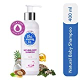 The Moms Co. Natural Baby Shampoo (400 ml)