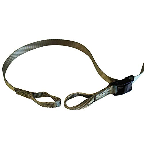 Replacement Lone Wolf Tree Stand Strap Larger Sizes Available! (6 ft, Tan)