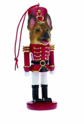 E&S Pets 35358-75 Soldier Dogs Ornament