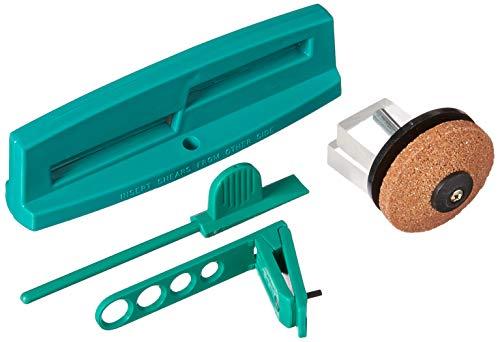 Bosmere R330 3-Piece Multi Sharpening Tool Kit to Sharpen Pruners/Rotary Mower/Shears