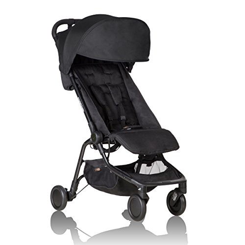 Mountain Buggy Nano Stroller, Black