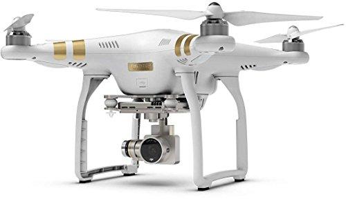 DJI Phantom 3 Professional Quadcopter Flying Camera Drone Review