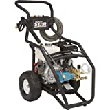 NorthStar Gas Cold Water Pressure Washer - 4,000 PSI, 3.5 GPM, Honda Engine, Model Number 15782020