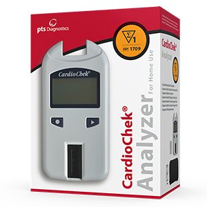 CardioChek Home Basic Analyzer; Portable Blood Cholesterol Tester