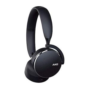 Samsung AKG-Y500 Bluetooth Headphones (GP-Y500HAHHCAD,Black)