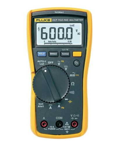 Electricians True RMS Multimeter
