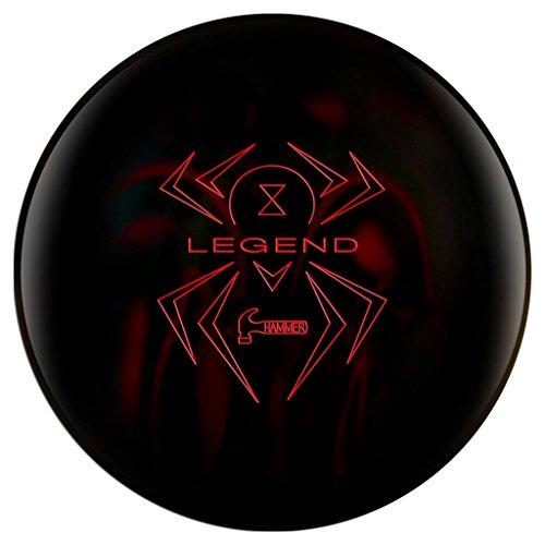 Hammer Black Widow Legend Bowling Ball...