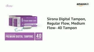 Sirona-Digital-Tampon-Regular-Flow-Medium-Flow-40-Tampon