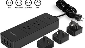 GR-8 Power Compact & Slim Travel Charging Station