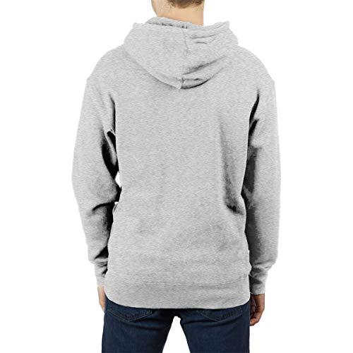 COOLBEARD Men's Clothing Sweaters Walking Hoodies Drawstring Warm 3
