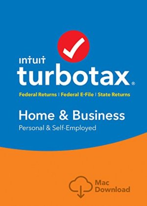 TurboTax 2018 Tax Software