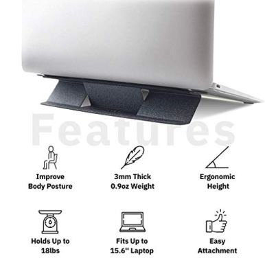 MOFT-Invisible-Compact-Laptop-Stand-Adhesive-and-Reusable-Mini-Version-10-Adjustable-Angle-Compatible-with-Laptops-Up-to-156