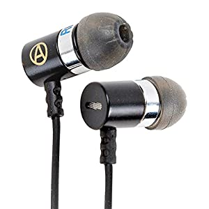 Earbuds In-Ear Headphones / Earphones : Noise Isolating with Powerful Massive Bass Driver, the Absolute Best Quality IEM, Ultra Clear Highs and Mids from Dynamic Dual Drivers : the Audiophile Elite