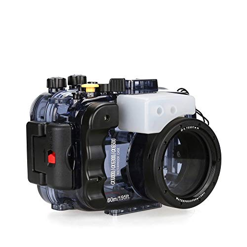 Seafrogs-Underwater-Camera-Housing-for-A6000-A6300-A6400-A6500-with-16-50mm-Lens-40m130ft-Diving-Waterproof-Case