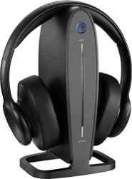 Insignia-NS-HAWHP2-RF-Wireless-Over-The-Ear-Headphones-Black