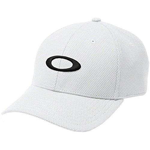 Oakley Men's Golf Ellipse Hat, White, One Size