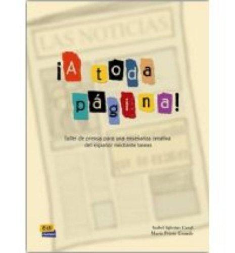 [xiPqC.Ebook] Cambridge Spanish a Toda Pagina! (Material Complementario) (Spanish Edition) by Isabel Iglesias Casal, Maria Prieto Grande RAR