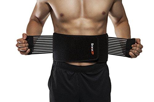 BraceUP® Stabilizing Lumbar Lower Back Brace