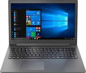 2019 Newest Lenovo 130-15AST 15.6″ Laptop AMD A9-Series, 4GB DDR4 RAM, 128GB SSD, Wi-Fi, HDMI, Bluetooth, Windows 10, Black (Renewed)