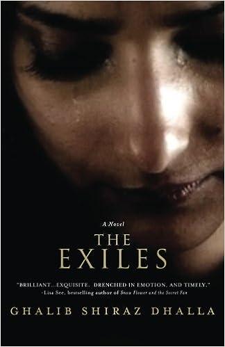 LGBTQIA+ Books I The Exiles: (the Two Krishnas) by Ghalib Shiraz Dhalla