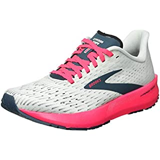 Brooks Hyperion Tempo Ice Flow/Navy/Pink 8 B (M) Road Running Shoes Best